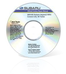 Product picture 1999 2000 SUBARU IMPREZA WRX SERVICE REPAIR MANUAL